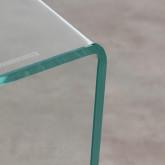 Consolle in Cristallo Temperato (110x35 cm) Lidon, immagine in miniatura 7