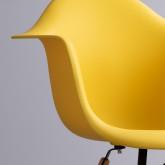 Sedia NORDIC FINE ARMS -Alta qualità garanzia 3 anni-, immagine in miniatura 4