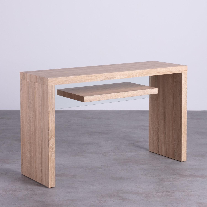 Consolle in MDF e Vetro Layers, immagine della galleria 1