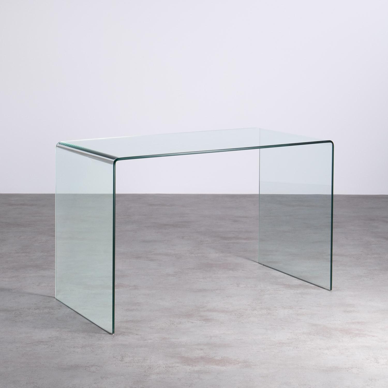 Consolle in Vetro Temperato (120x60 cm) Frigo, immagine della galleria 1