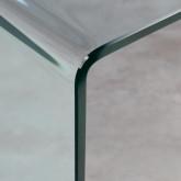 Consolle in Vetro Temperato (120x60 cm) Frigo, immagine in miniatura 4