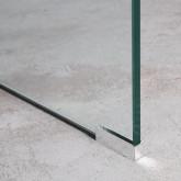 Consolle in Vetro Temperato (110x70 cm) Mellea, immagine in miniatura 3