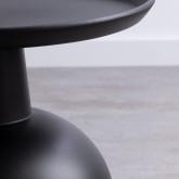 Tavolo Ausiliario Rotondo in Polipropilene (Ø42 cm) Balance, immagine in miniatura 4