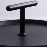 Tavolo Ausiliario Rotondo in Polipropilene (Ø42 cm) Balance, immagine in miniatura 5