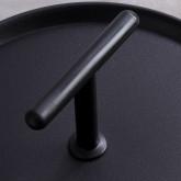Tavolo Ausiliario Rotondo in Polipropilene (Ø42 cm) Balance, immagine in miniatura 7