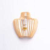 Lampada da Parete in Legno Glia, immagine in miniatura 3