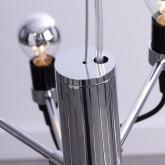 Lampada da Soffitto in Acciaio Salone 18, immagine in miniatura 4