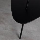 Tavolo Ausiliario Triangolare in MDF (53x63 cm) Kam, immagine in miniatura 8