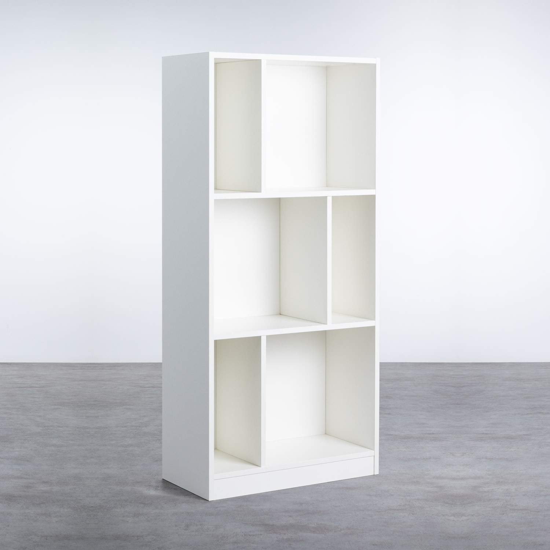 Scaffale in Melamina (129x60 cm) Geko, immagine della galleria 1