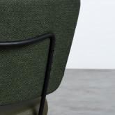 Poltrona in Similpelle e Tessuto Lala, immagine in miniatura 7