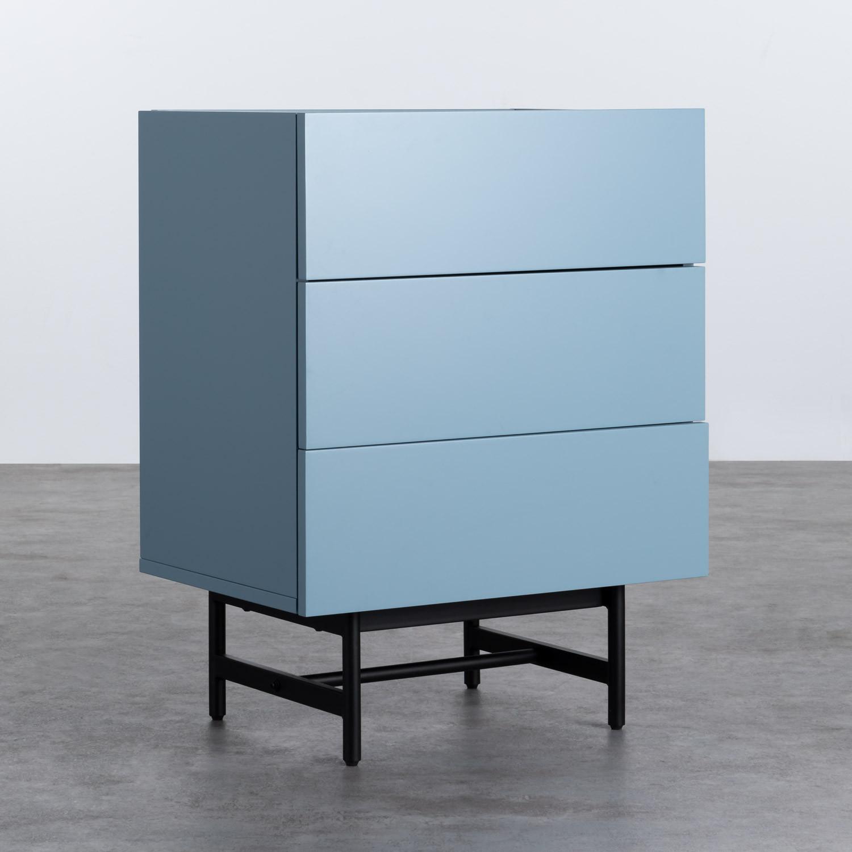 Cassettiera in MDF Tuika, immagine della galleria 1