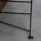 Struttura Alta a 2 lati - Scaffale modulare Omar, immagine in miniatura 6