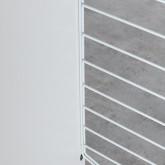 Struttura Alta a 2 lati - Scaffale modulare Omar, immagine in miniatura 8