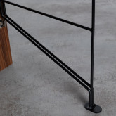 Struttura Alta a 1 lato - Scaffale modulare Omar, immagine in miniatura 6