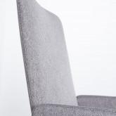 Sedia da Ufficio Regolabile con Ruote Wall, immagine in miniatura 6