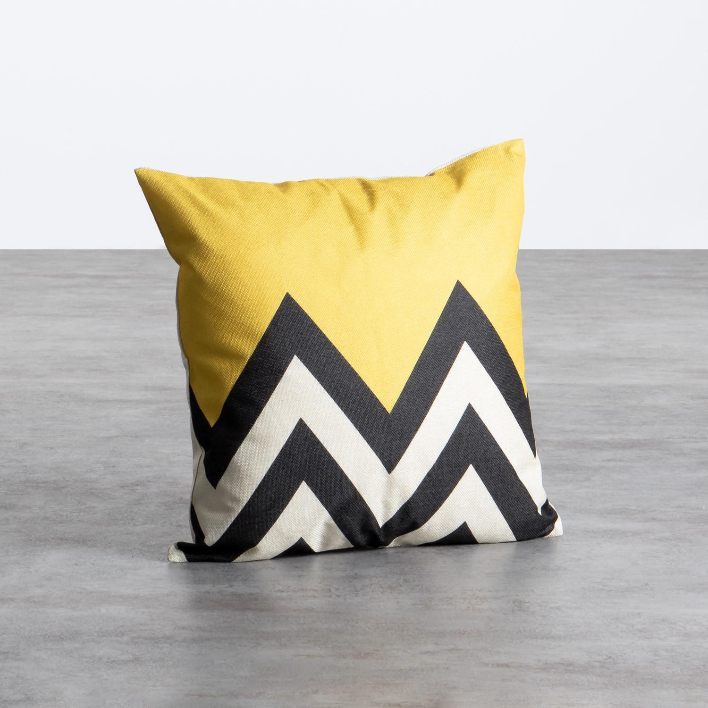 Federa per Cuscino Quadrata in Cotone (45 x 45 cm) Tecni, immagine della galleria 1