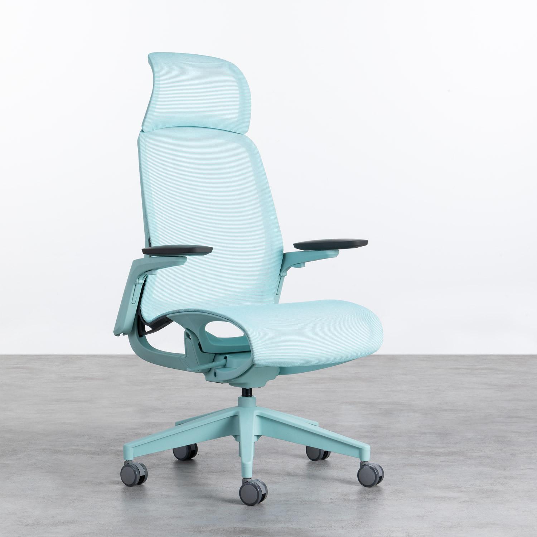 Sedia da Ufficio Ergonomica Aknos, immagine della galleria 1