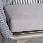 Sedia Outdoor in Aluminio e Cuerda Xile, immagine in miniatura 8