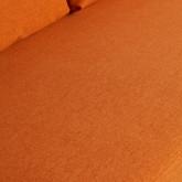 Divano Chaise Longue a Sinistra 4 Posti in Tessuto Ynzha, immagine in miniatura 5