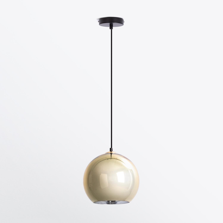 Lampada da Soffitto in Vetro Cobre 25, immagine della galleria 1