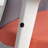 Sedia da Ufficio Ergonomica con Poggiatesta Rancel, immagine in miniatura 8