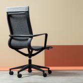 Sedia da Ufficio Regolabile con Ruote Jones, immagine in miniatura 2