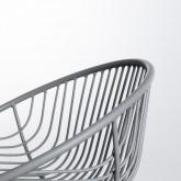 Sgabello Alto in Metallo Asta (67 cm), immagine in miniatura 6