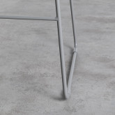 Sgabello Alto in Metallo Asta (67 cm), immagine in miniatura 8