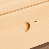 Letto Nido in Legno Casita Neus per Materasso 90 cm, immagine in miniatura 6