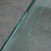 Tavolino da Caffé Quadrato in Vetro (90x90 cm) Planil, immagine in miniatura 6