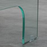Tavolino da Caffé Quadrato in Vetro (90x90 cm) Planil, immagine in miniatura 7