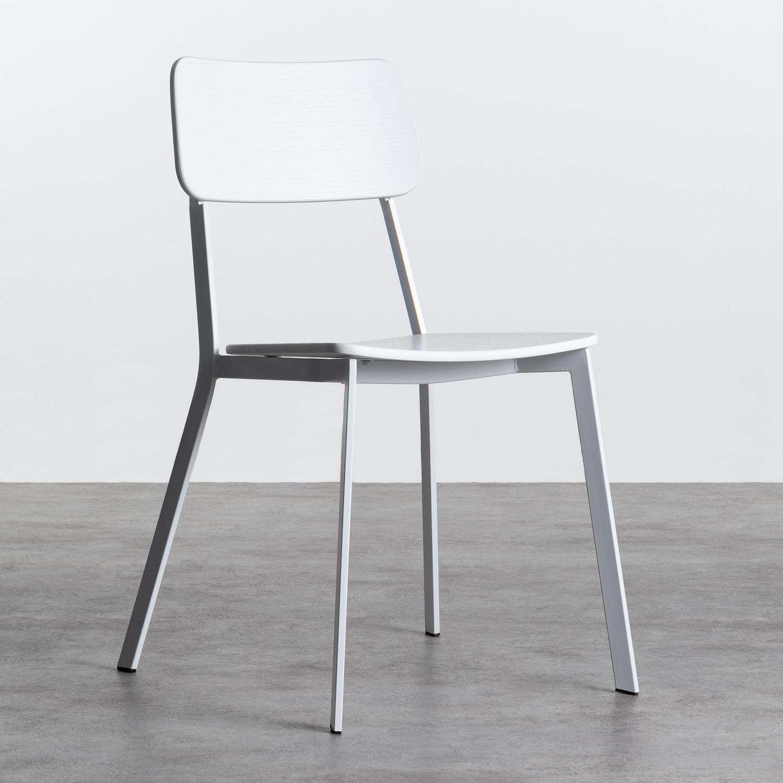 Sedia in Legno Era Scriva, immagine della galleria 1
