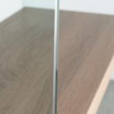 Scaffale in Vetro e MDF (165.5 cm) Nilenia, immagine in miniatura 5