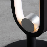 Lampada da terra LED in alluminio LEX, immagine in miniatura 7