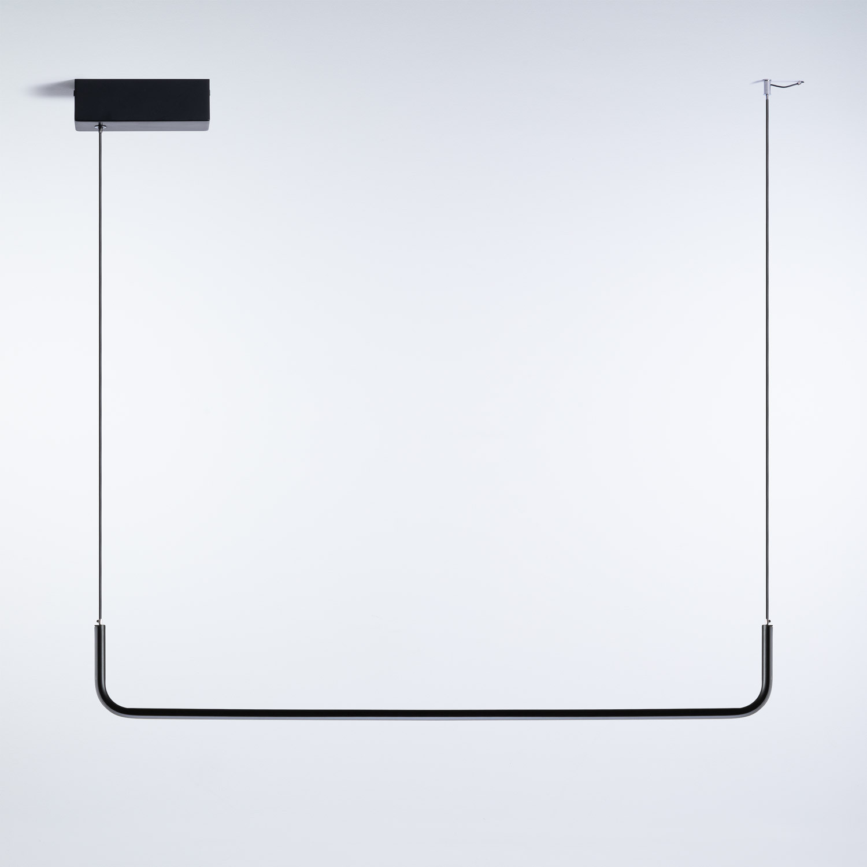 Lampada da Soffitto LED in Alluminio Nabil, immagine della galleria 1