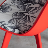 Sedia da Pranzo in Polipropilene Verno Imbottita , immagine in miniatura 5