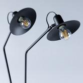 Lampada da Terra a LED in Metallo Areu, immagine in miniatura 3