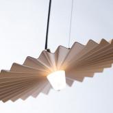 Lampada da Sofitto LED in Ferro Enka, immagine in miniatura 5