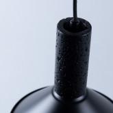 Lampada da Soffitto in Marmo e Metallo Yar, immagine in miniatura 4