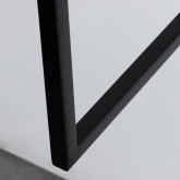 Appendiabiti da Parete in Acciaio (141 x 40 cm) Tulga, immagine in miniatura 6