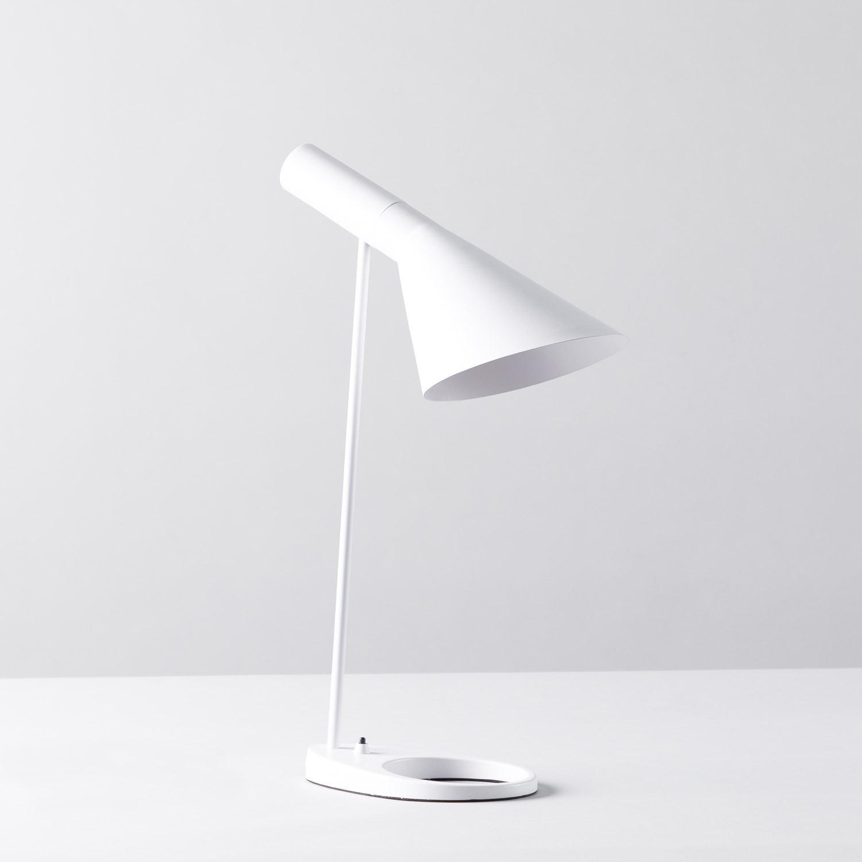 Lampada da Tavolo in Acciaio Bron, immagine della galleria 1