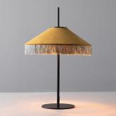 Lampada da Tavolo in Velluto Pendala, immagine in miniatura 3