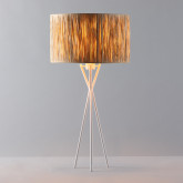 Lampada da Tavolo in Metallo Shak, immagine in miniatura 3