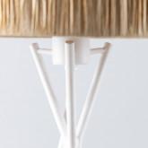 Lampada da Tavolo in Metallo Shak, immagine in miniatura 5