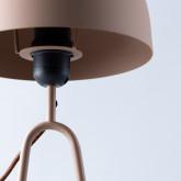 Lampada da Tavolo in Metallo Cham, immagine in miniatura 7