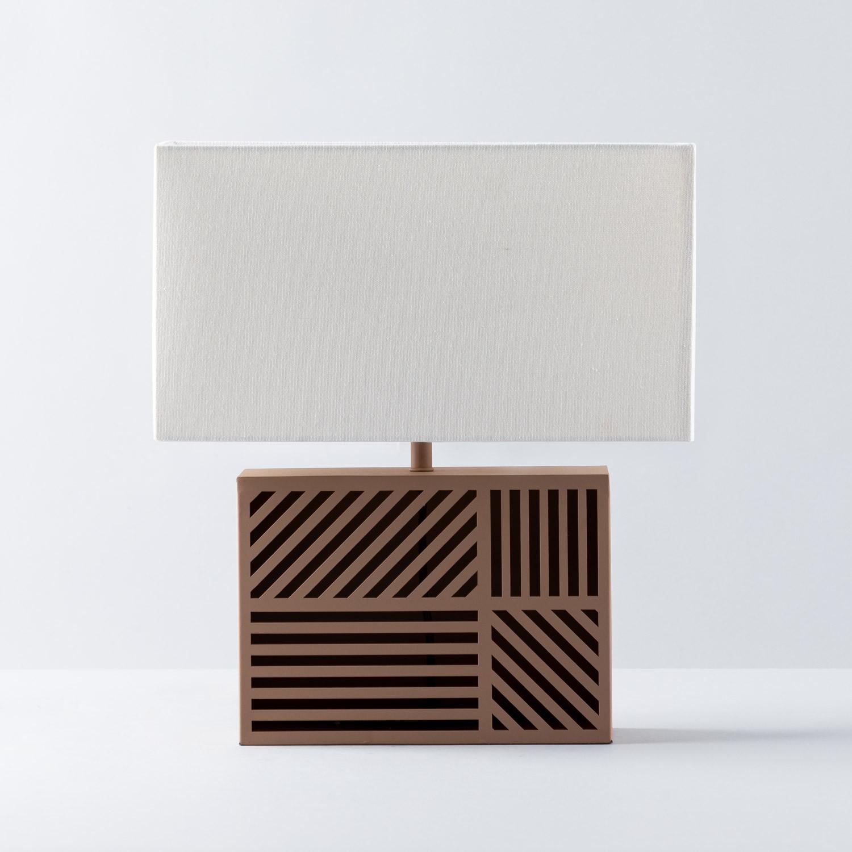 Lampada da Tavolo in Metallo Olmo, immagine della galleria 1