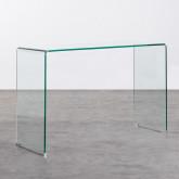 Consolle in Cristallo Temperato (120x40 cm) Gress, immagine in miniatura 1