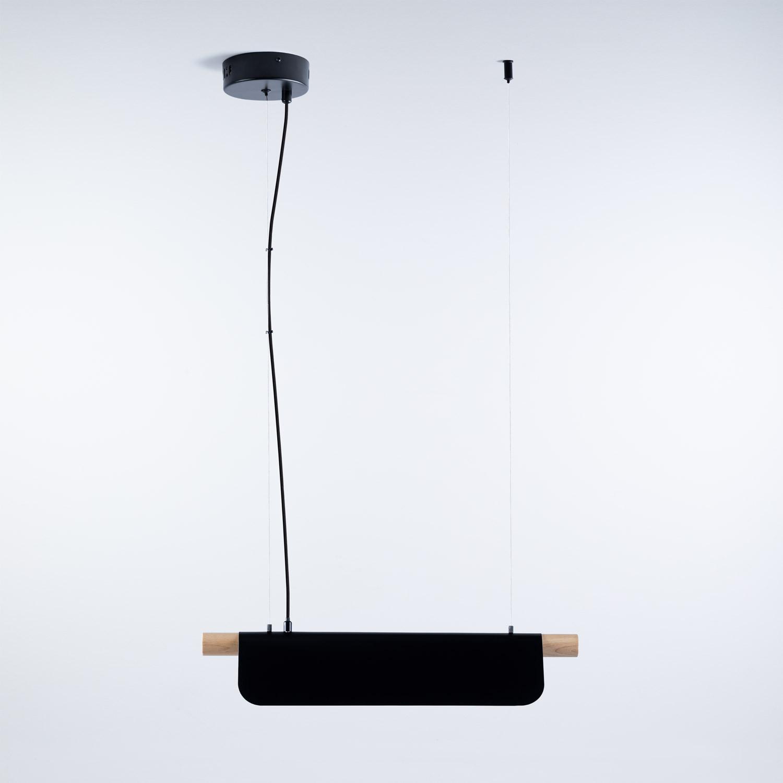 Lampada da Soffitto LED in Ferro Aliona, immagine della galleria 1