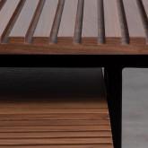 Set di  2 Tavolini in MDF Legre, immagine in miniatura 7