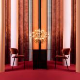 Lampada da Soffitto in Acciaio Salone 18, immagine in miniatura 2